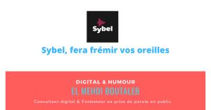 [Focus Startup] Sybel, fera frémir vos oreilles