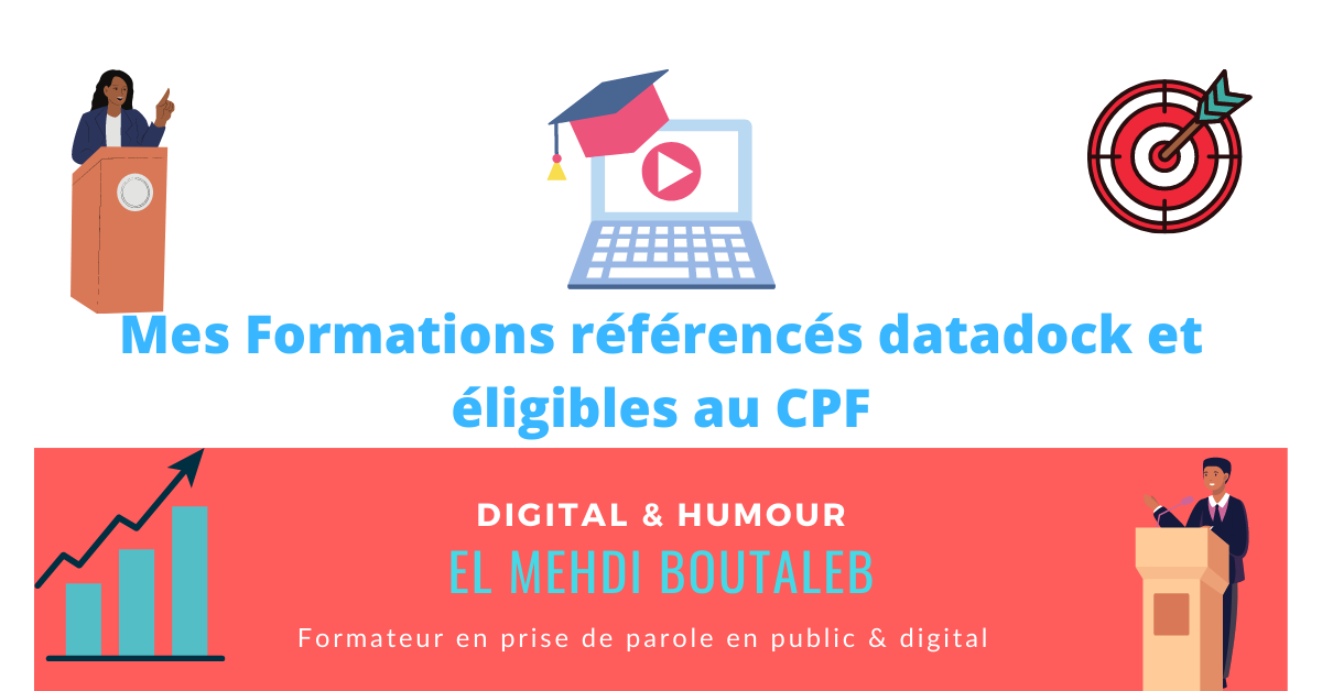 Mes Formations éligibles au CPF